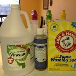 Home Made Cleaning Products