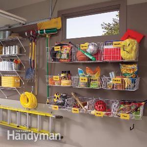 DIY Tips for Your Garage