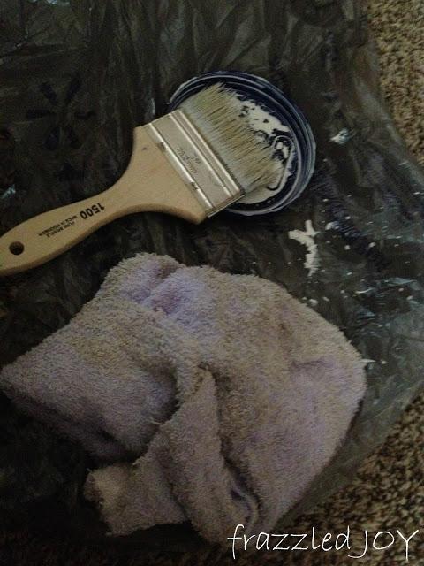 white washing tools