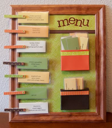 The Ultimate Menu Board