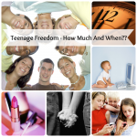 Family Friday {Freedom For Teenagers}
