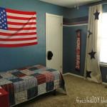 all american teen boy room