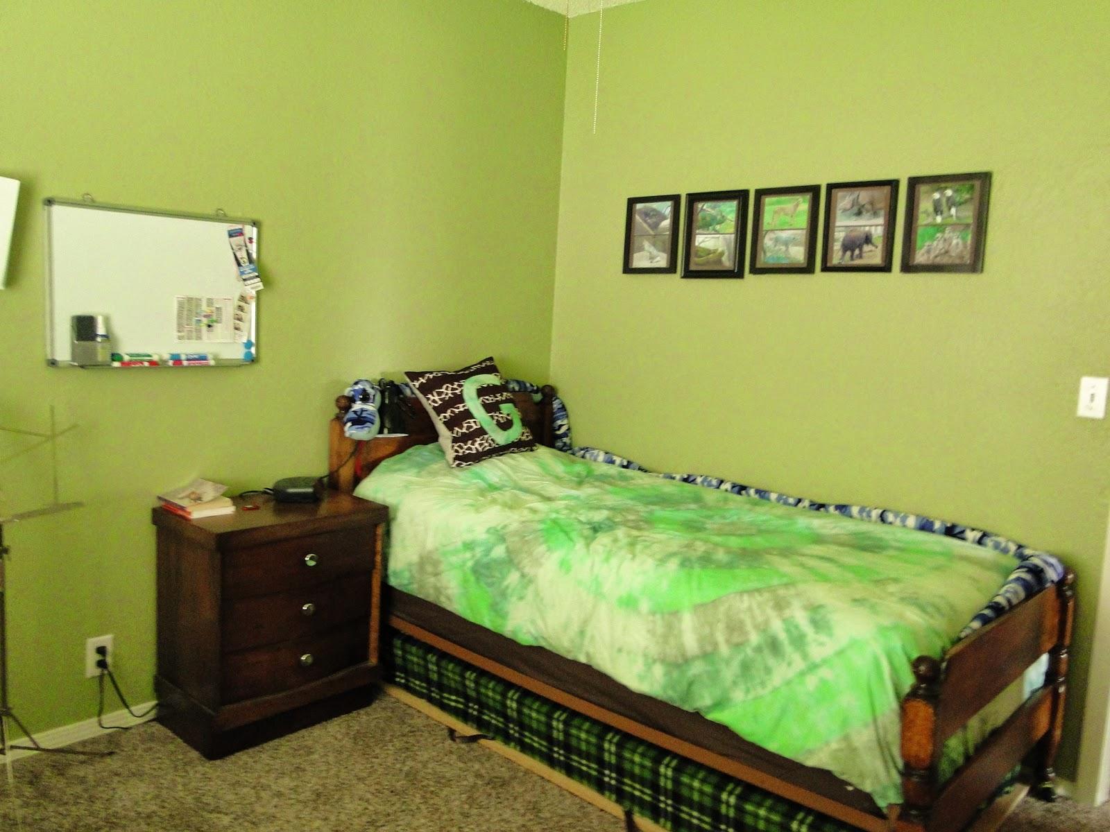 Tween Boy Bedroom Reveal - frazzled JOY