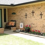 Our Home Tour {Front Porch, Entryway, and Teen Girls Room}
