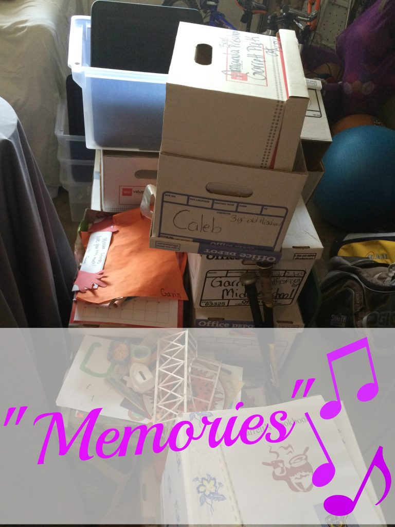 My biggest clutter problem is keepsakes! How do you store all those treasures??