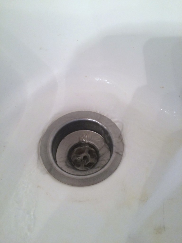 fixed drain