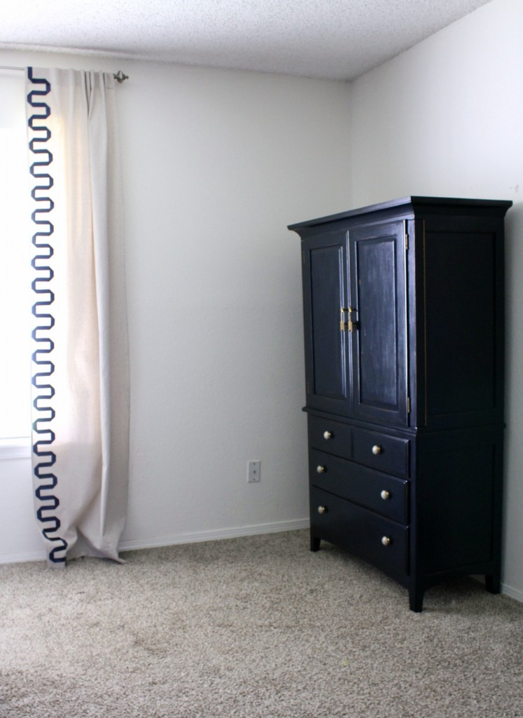 painted armoire for bedroom