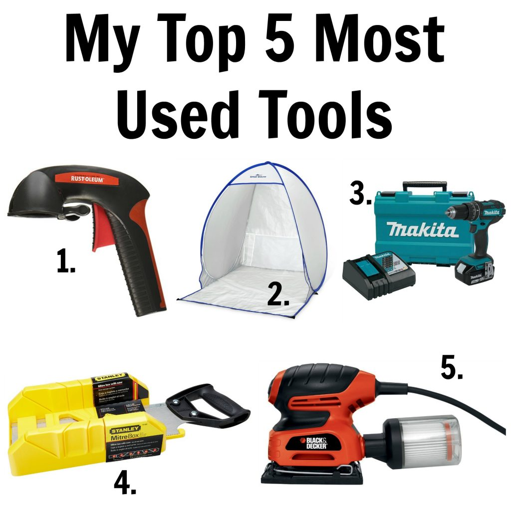 my-top-five-most-used-tools
