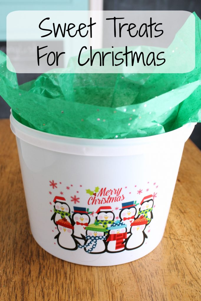 Homemade sweet treats are a great gift for anyone on your list! I