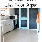 How to Make Your Tile Floor Look Like New Again