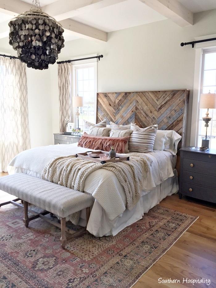 House of Hope, TN bedroom via Southern Hospitality
