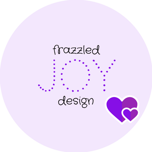 frazzled JOY desing Etsy shop