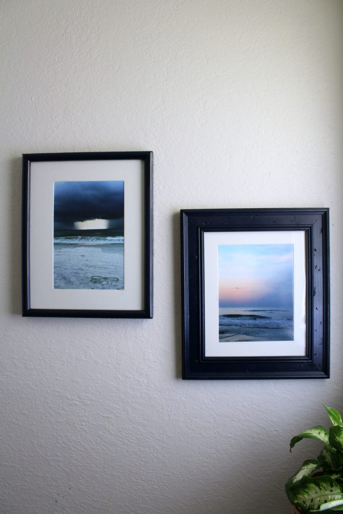 beach pictures for bathroom art