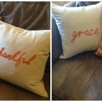 Thankful for Grace Pillows