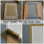 Easy Updates For Old Photo Mats