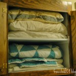 A More Functional Linen Closet