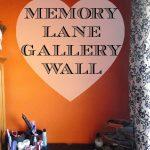 Memory Lane Gallery Wall