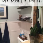 DIY Board & Batten