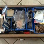 An Organized 'Junk' Drawer