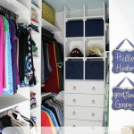 Master Closet Makeover – ORC – The Reveal!!
