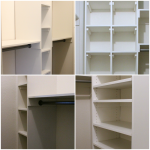 Master Closet Makeover – ORC Week 5 – We Can See The Finish Line!!