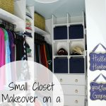 Master Closet Update – The Details