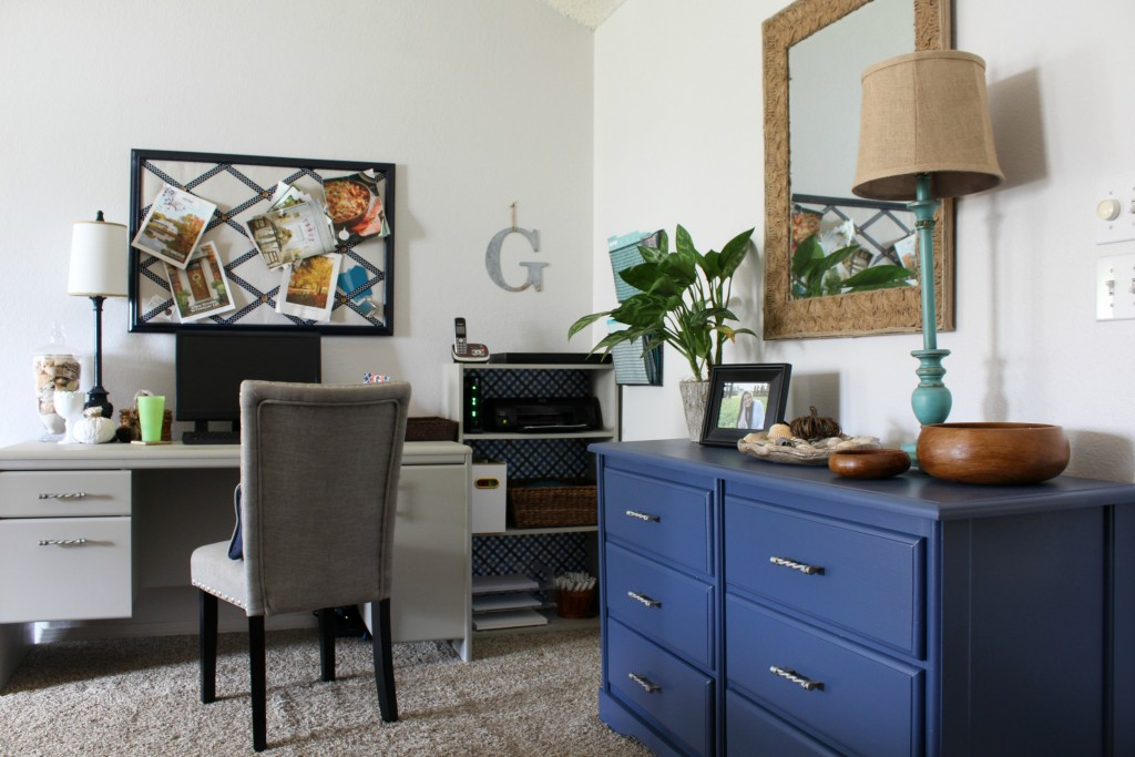 Carve out a space for your home office