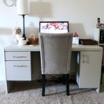 Repurposed Furniture for the Home Office