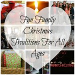 Christmas Traditions @ frazzled JOY