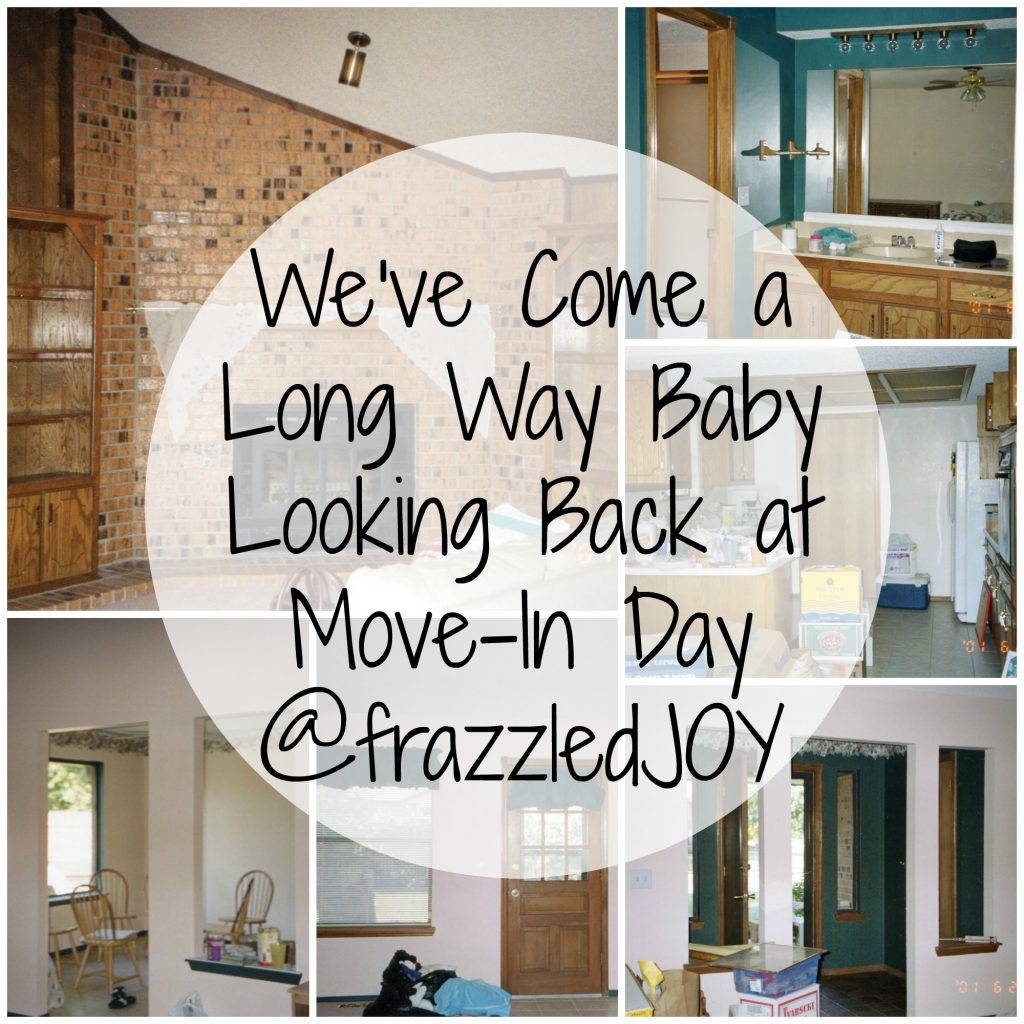 Looking back at move-in day at frazzled JOY