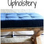 DIY Tufted Upholstery