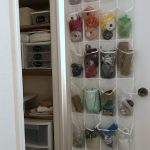 Craft Closet New and Improved