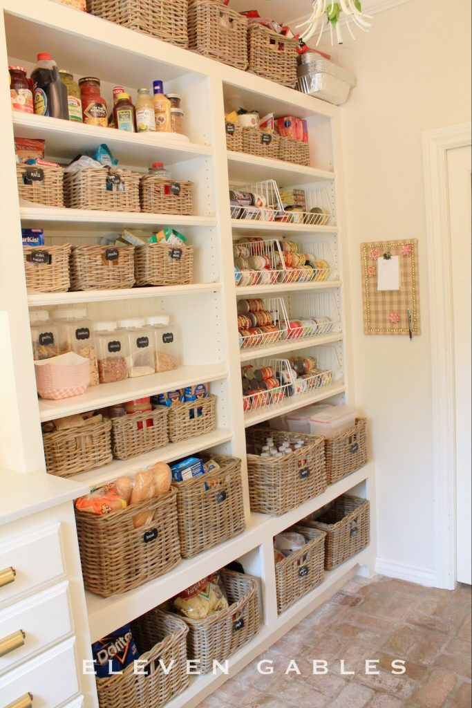 Pantry from Eleven Gables