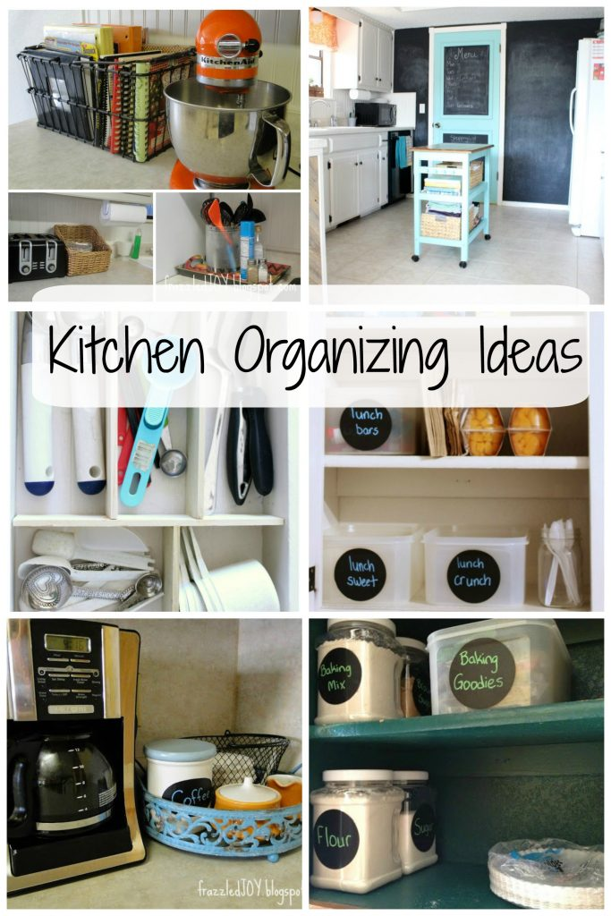 Innovative Kitchen Organizing Ideas Collection