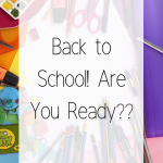 Frazzled Friday – Who's Ready For Back To School?