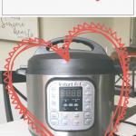 Instant Pot Love!