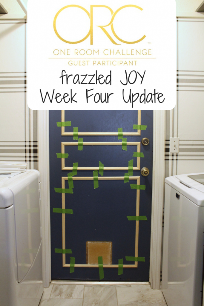 One Room Challenge Week Four Update