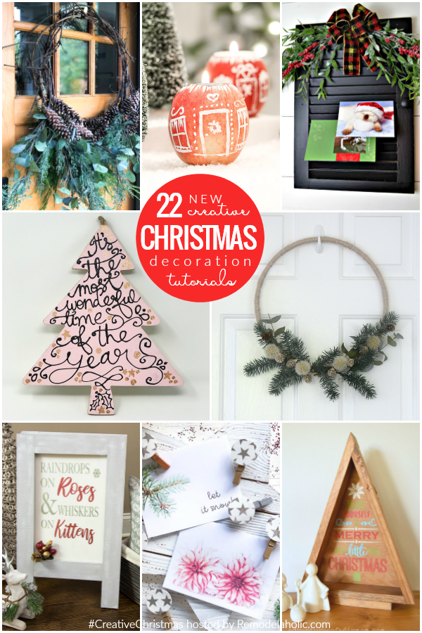 Creative Christmas Decoration Tutorials