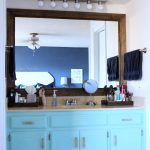 Master Bathroom Vanity Organization