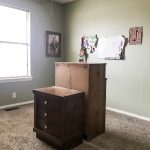 Craft Room + Home Office