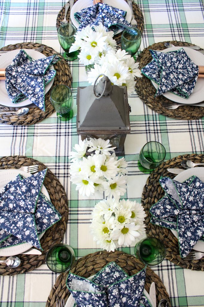 Sweet Summer Tablescape