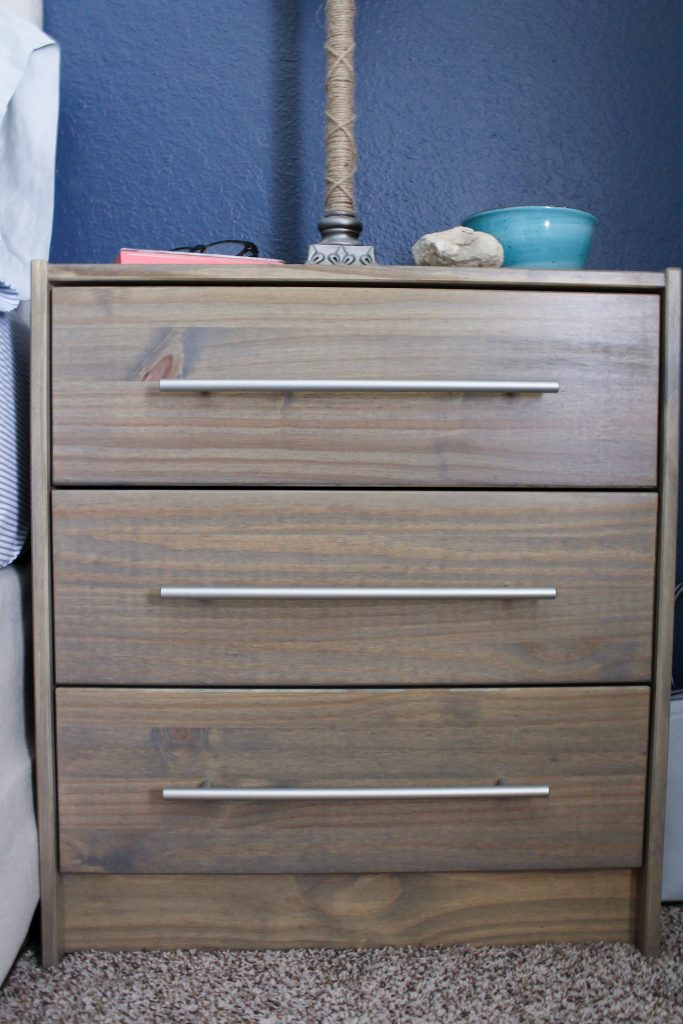 Ikea Rast Nightstand Hack
