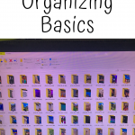 Digital Photo Organizing Basics