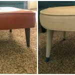 From Retro to Fab – DIY Ottoman Makeover