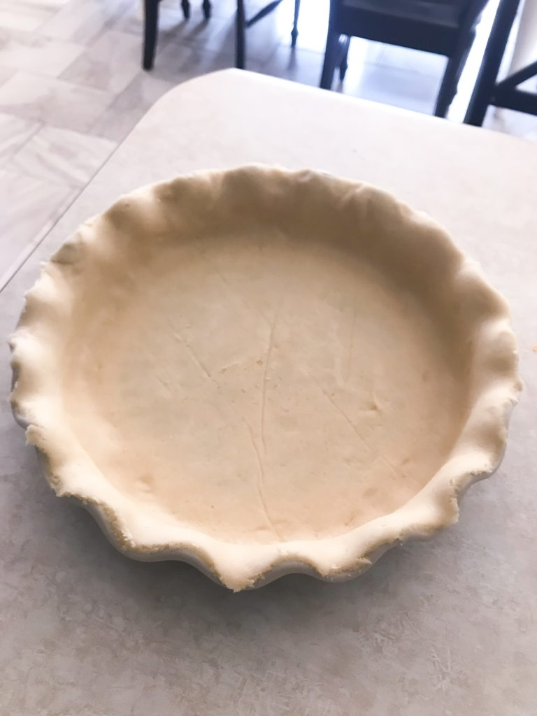 Simple Butter Pie Crust