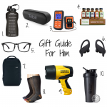 Gift Guides for Him, Her and the Home
