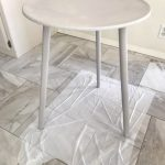 Easy Side Table Makeover