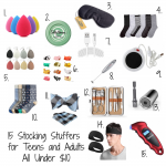 15 Stocking Stuffers for Teens and Adults Under $10