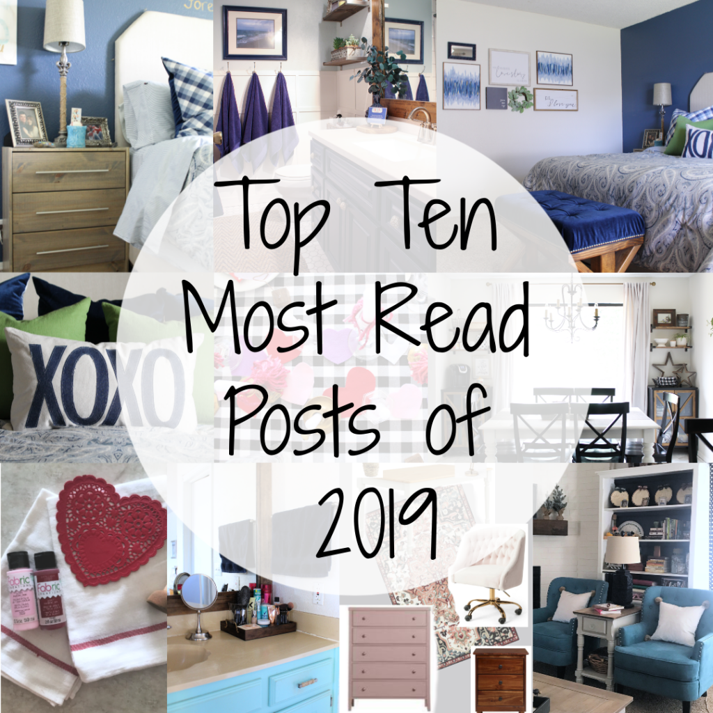 Top Ten Most Read Posts of 2019