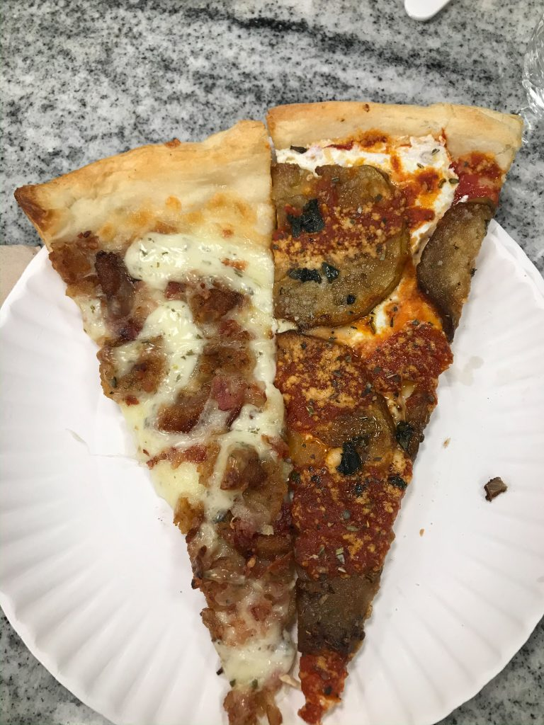 Pizza in Brooklyn